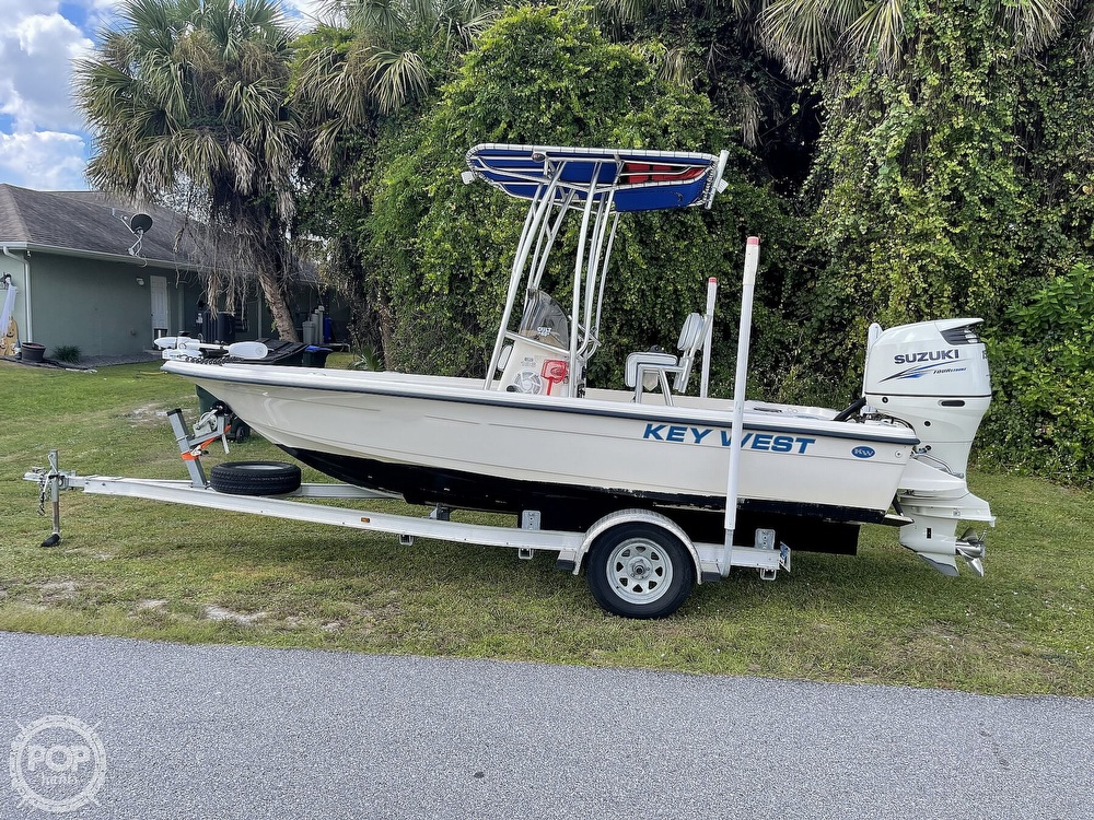2004 Key West boat for sale, model of the boat is Bay Reef 186 & Image # 9 of 40