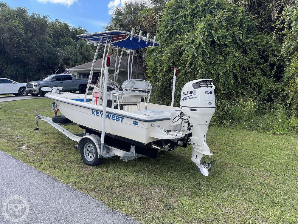 2004 Key West boat for sale, model of the boat is Bay Reef 186 & Image # 8 of 40