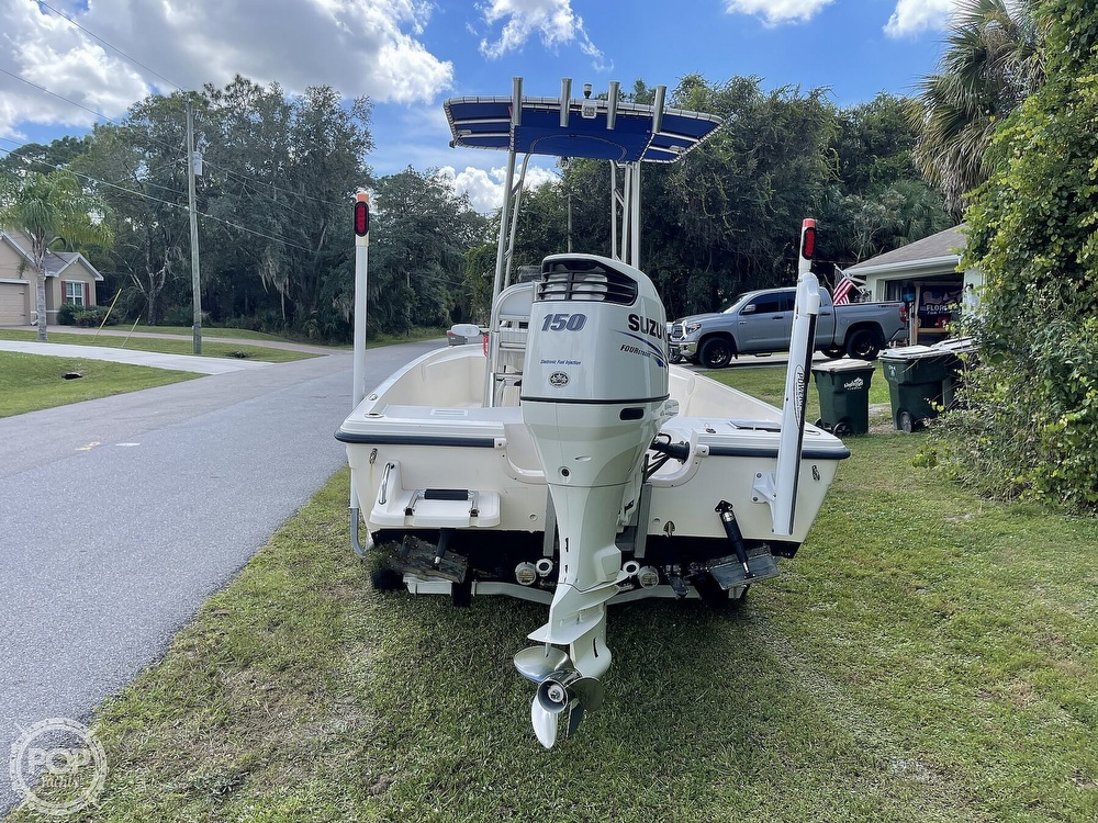 2004 Key West boat for sale, model of the boat is Bay Reef 186 & Image # 7 of 40