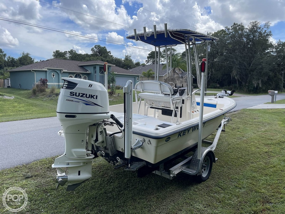 2004 Key West boat for sale, model of the boat is Bay Reef 186 & Image # 6 of 40
