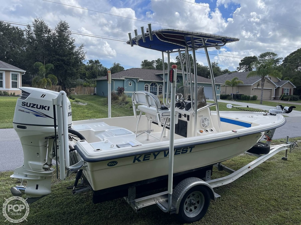 2004 Key West boat for sale, model of the boat is Bay Reef 186 & Image # 5 of 40