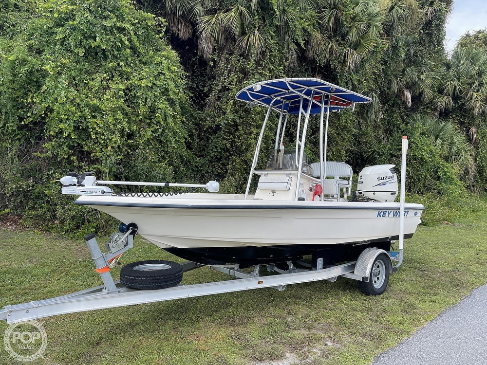 2004 Key West boat for sale, model of the boat is Bay Reef 186 & Image # 4 of 40