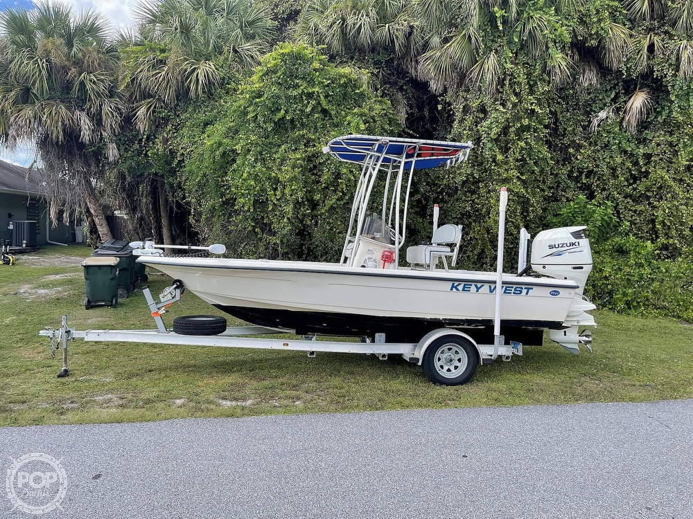 2004 Key West boat for sale, model of the boat is Bay Reef 186 & Image # 3 of 40