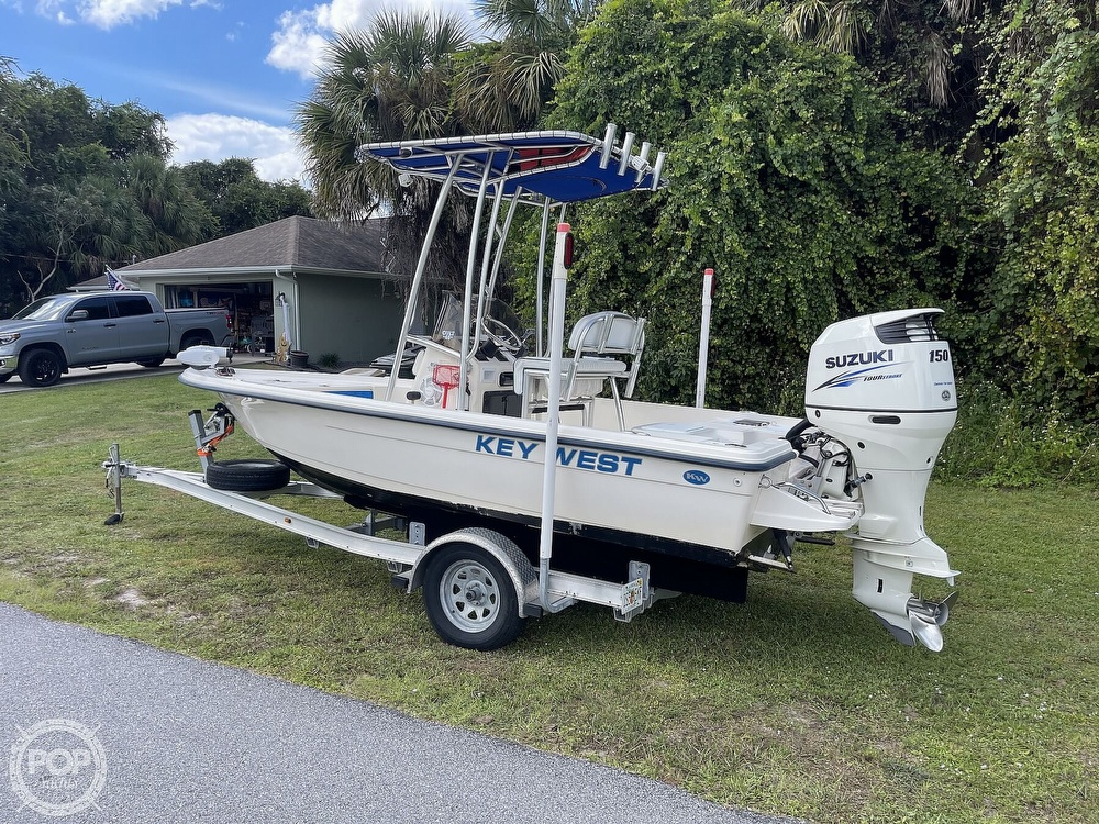 2004 Key West boat for sale, model of the boat is Bay Reef 186 & Image # 2 of 40