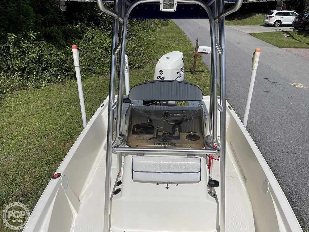 2004 Key West boat for sale, model of the boat is Bay Reef 186 & Image # 10 of 40