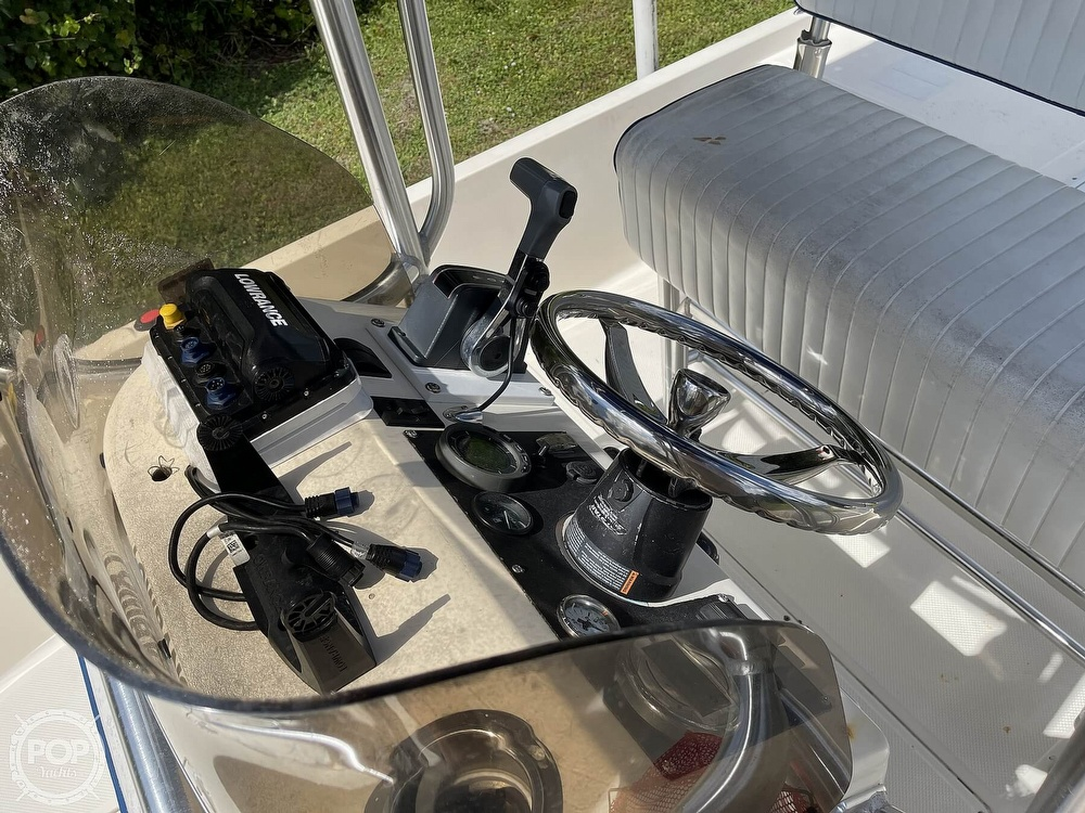 2004 Key West boat for sale, model of the boat is Bay Reef 186 & Image # 12 of 40