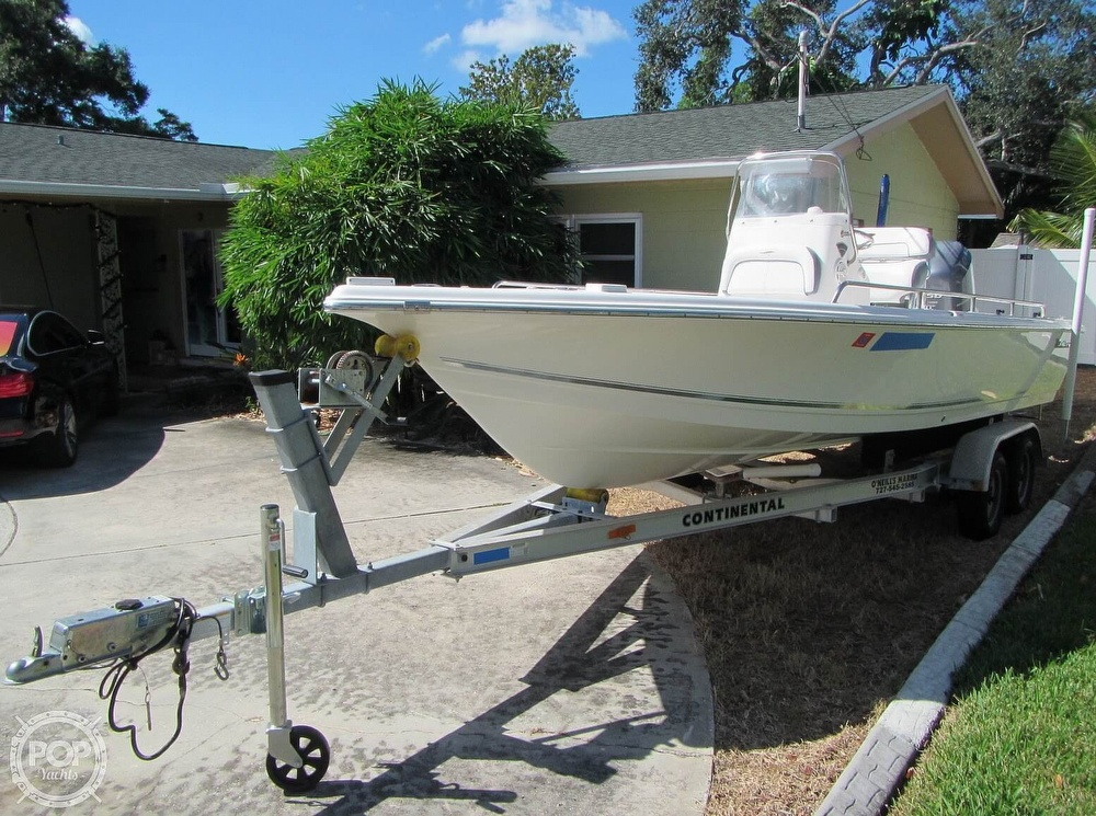 2015 Tidewater boat for sale, model of the boat is 2100 Bay Max & Image # 10 of 40