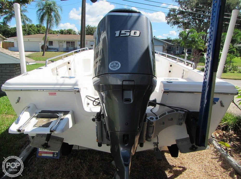 2015 Tidewater boat for sale, model of the boat is 2100 Bay Max & Image # 2 of 40