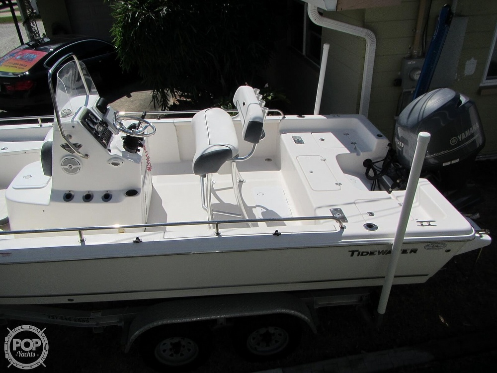 2015 Tidewater boat for sale, model of the boat is 2100 Bay Max & Image # 14 of 40