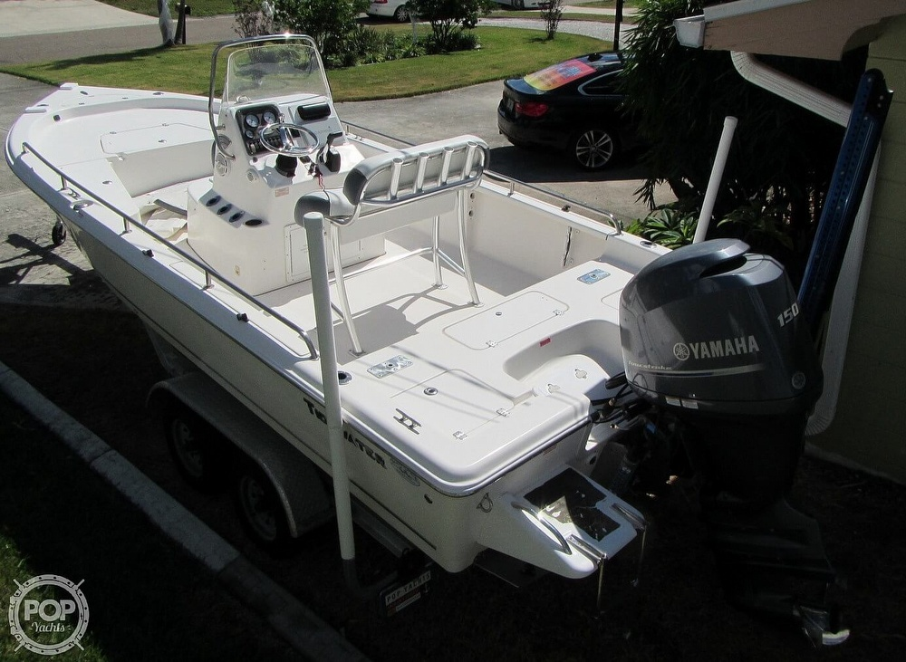 2015 Tidewater boat for sale, model of the boat is 2100 Bay Max & Image # 8 of 40