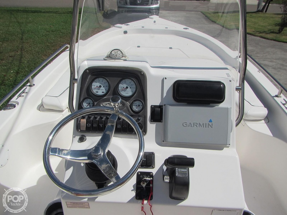 2015 Tidewater boat for sale, model of the boat is 2100 Bay Max & Image # 3 of 40