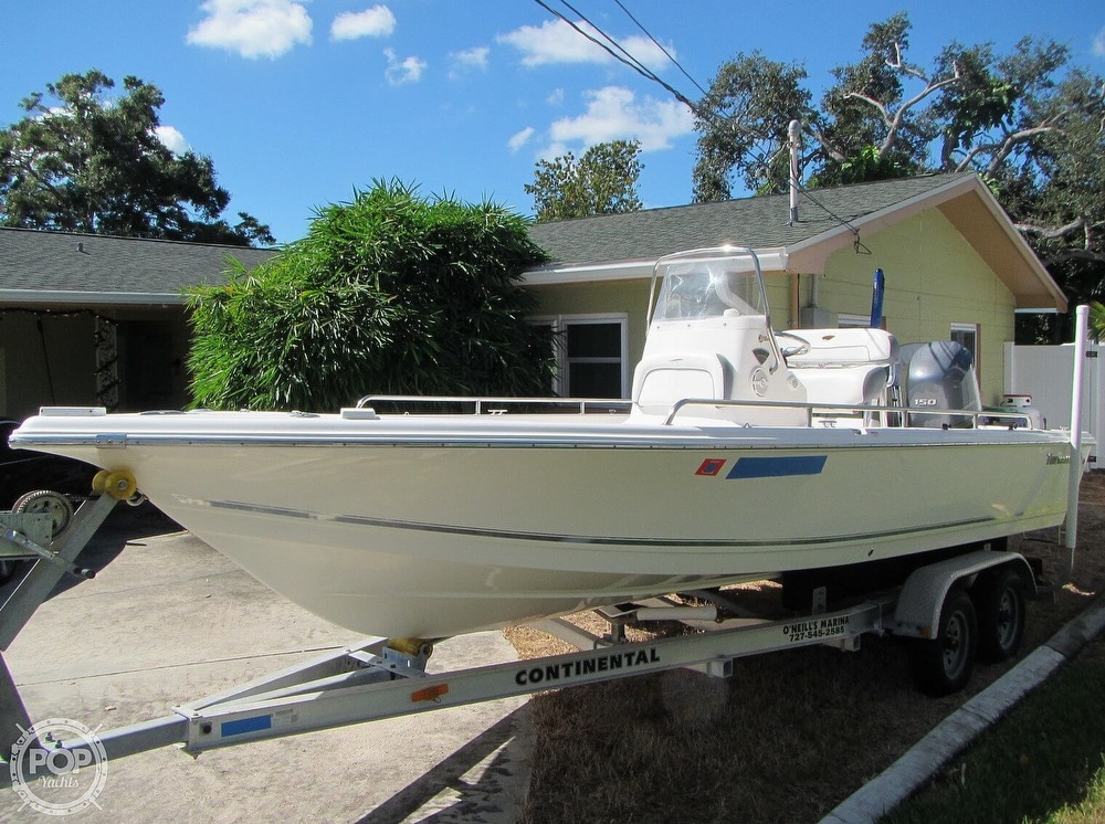 2015 Tidewater boat for sale, model of the boat is 2100 Bay Max & Image # 15 of 40