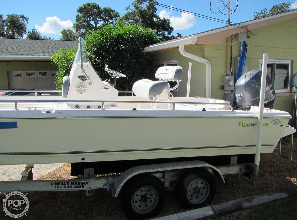 2015 Tidewater boat for sale, model of the boat is 2100 Bay Max & Image # 20 of 40