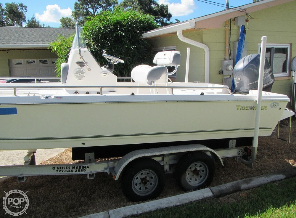 2015 Tidewater boat for sale, model of the boat is 2100 Bay Max & Image # 21 of 40