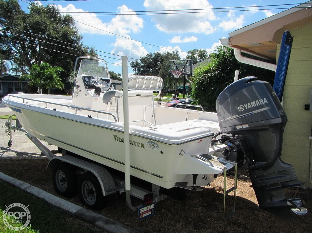 2015 Tidewater boat for sale, model of the boat is 2100 Bay Max & Image # 22 of 40