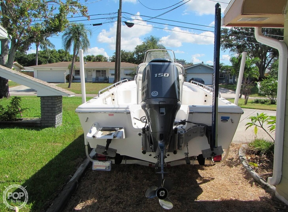 2015 Tidewater boat for sale, model of the boat is 2100 Bay Max & Image # 26 of 40