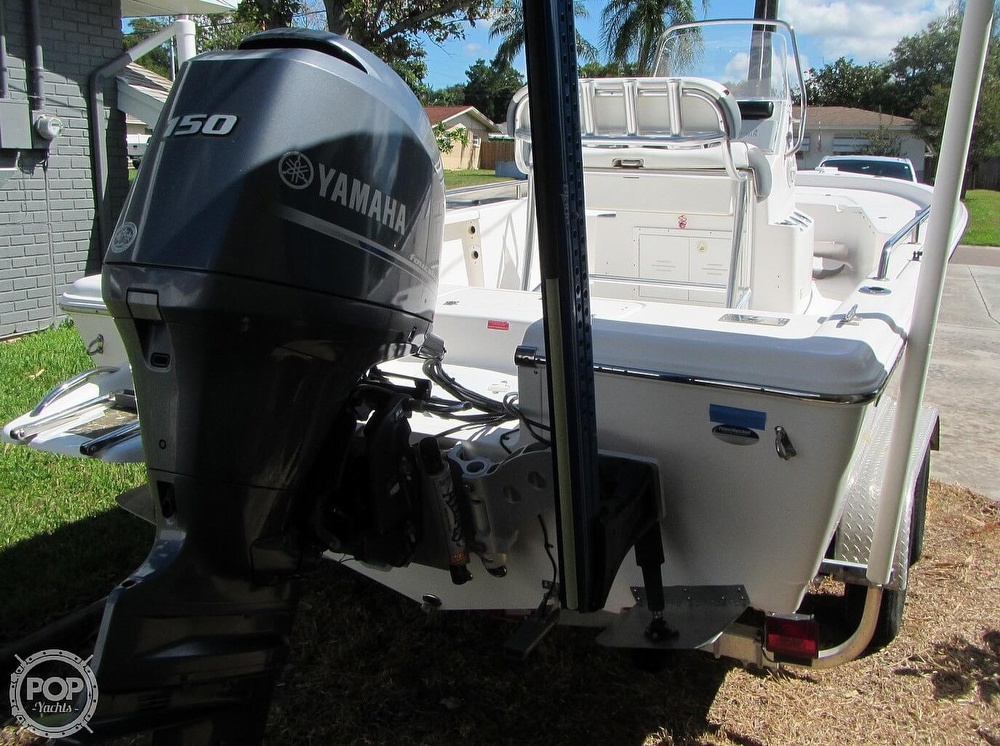 2015 Tidewater boat for sale, model of the boat is 2100 Bay Max & Image # 28 of 40