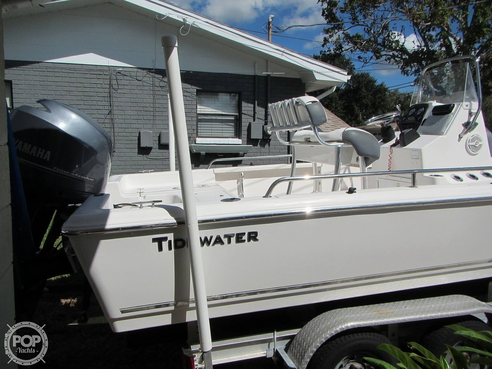 2015 Tidewater boat for sale, model of the boat is 2100 Bay Max & Image # 30 of 40