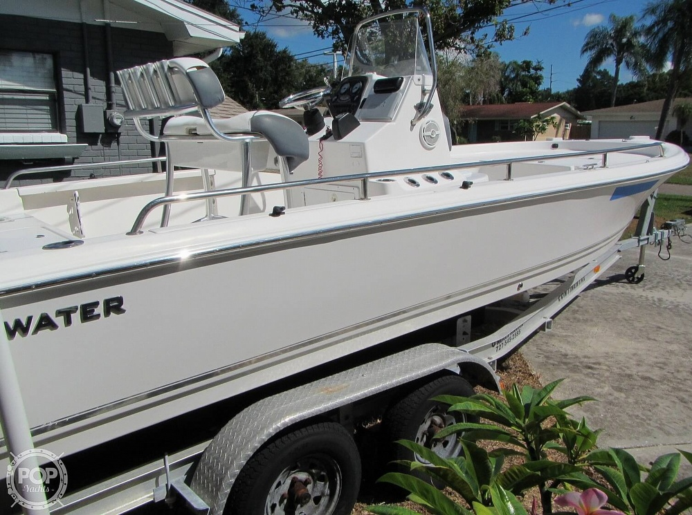 2015 Tidewater boat for sale, model of the boat is 2100 Bay Max & Image # 31 of 40