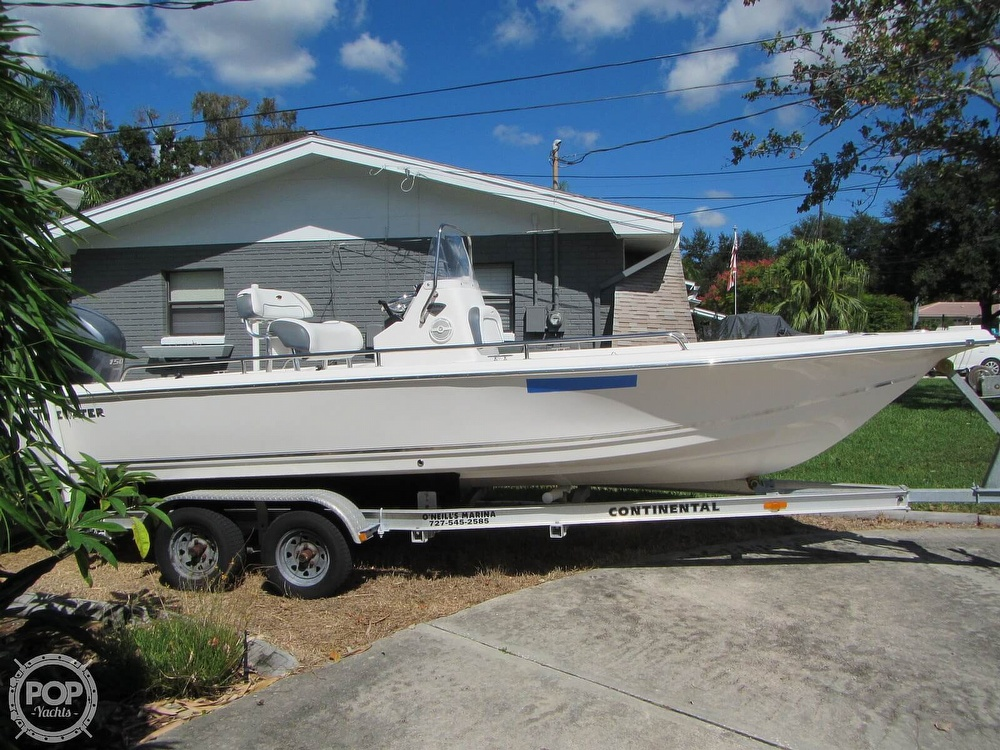 2015 Tidewater boat for sale, model of the boat is 2100 Bay Max & Image # 32 of 40