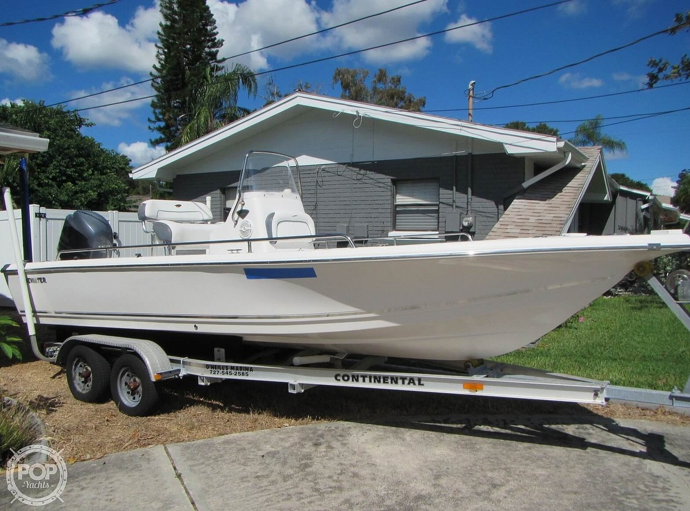 2015 Tidewater boat for sale, model of the boat is 2100 Bay Max & Image # 34 of 40