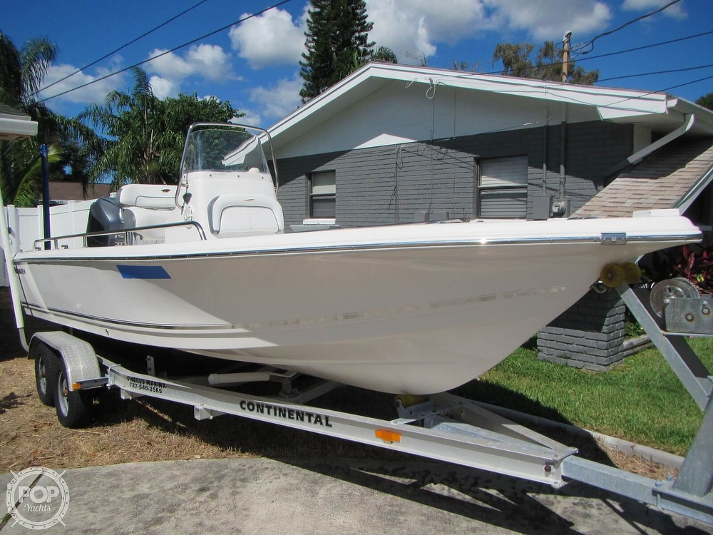 2015 Tidewater boat for sale, model of the boat is 2100 Bay Max & Image # 36 of 40