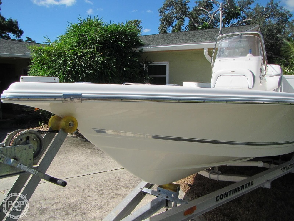 2015 Tidewater boat for sale, model of the boat is 2100 Bay Max & Image # 39 of 40