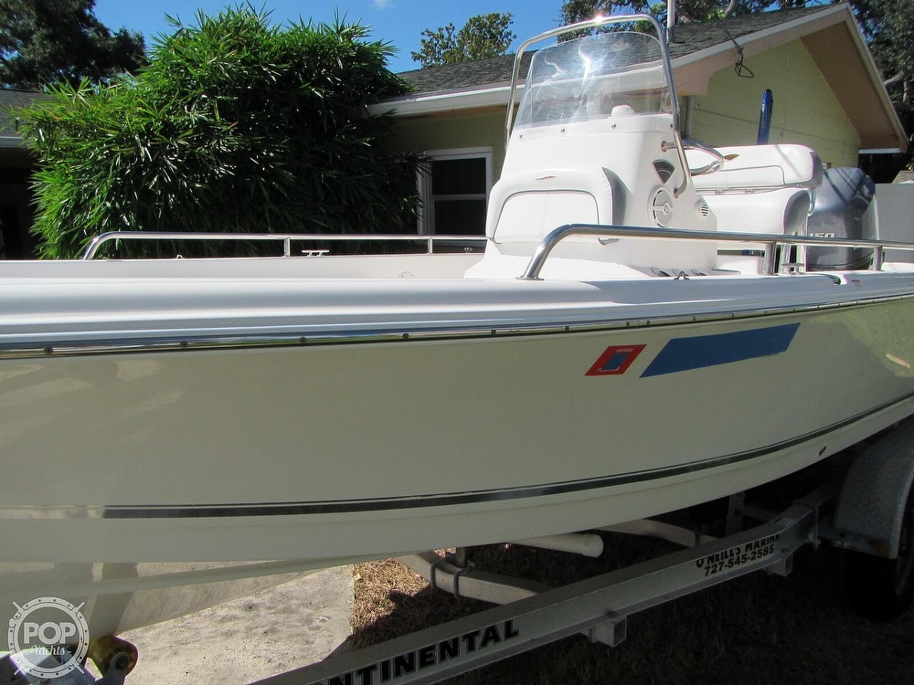 2015 Tidewater boat for sale, model of the boat is 2100 Bay Max & Image # 40 of 40