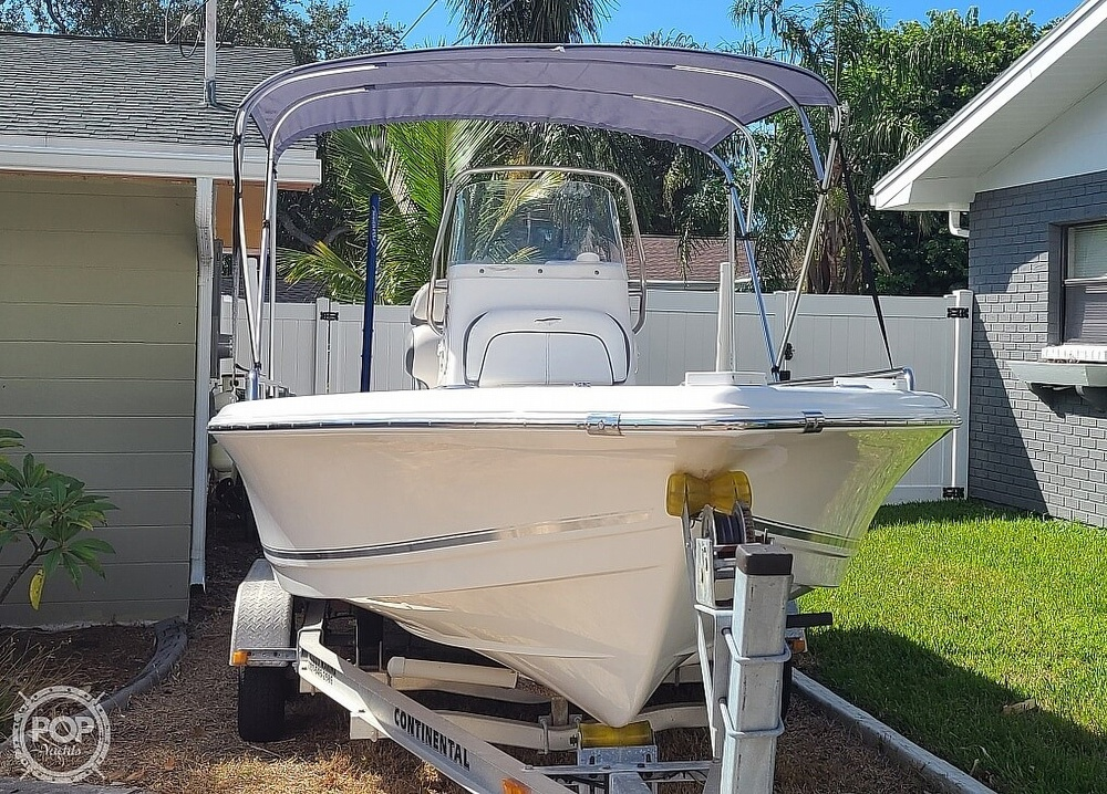 2015 Tidewater boat for sale, model of the boat is 2100 Bay Max & Image # 38 of 40