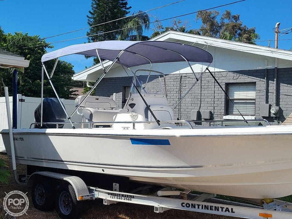 2015 Tidewater boat for sale, model of the boat is 2100 Bay Max & Image # 5 of 40