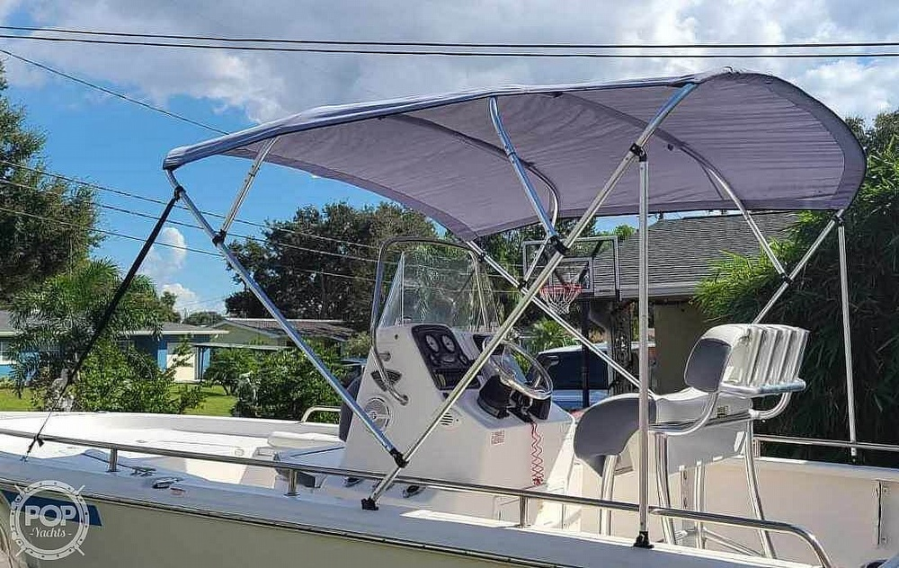 2015 Tidewater boat for sale, model of the boat is 2100 Bay Max & Image # 19 of 40