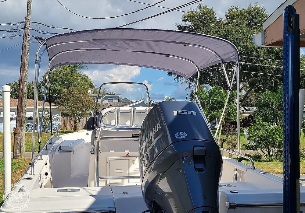 2015 Tidewater boat for sale, model of the boat is 2100 Bay Max & Image # 25 of 40