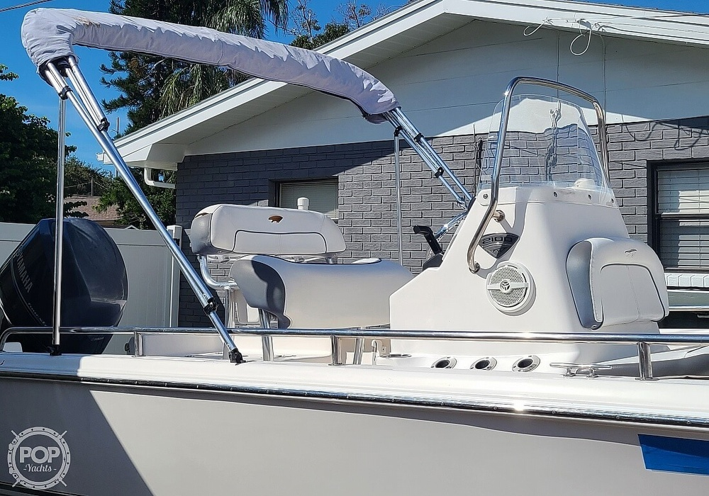 2015 Tidewater boat for sale, model of the boat is 2100 Bay Max & Image # 33 of 40