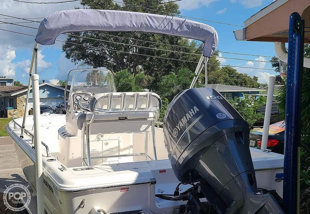 2015 Tidewater boat for sale, model of the boat is 2100 Bay Max & Image # 24 of 40