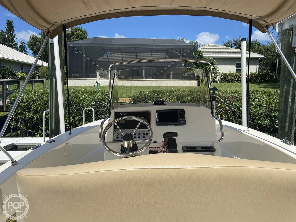 2015 Scout boat for sale, model of the boat is 195 Sportfish & Image # 10 of 40