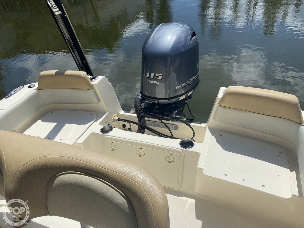 2015 Scout boat for sale, model of the boat is 195 Sportfish & Image # 18 of 40