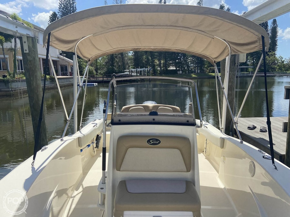 2015 Scout boat for sale, model of the boat is 195 Sportfish & Image # 20 of 40