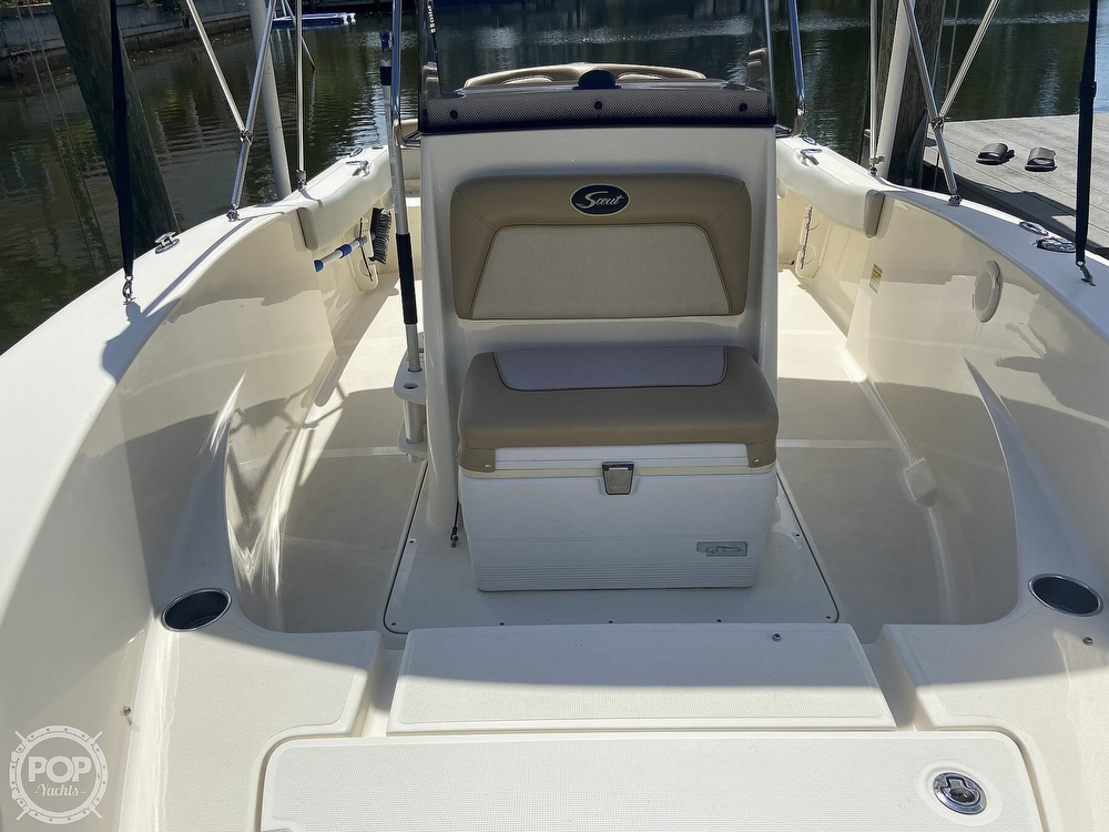 2015 Scout boat for sale, model of the boat is 195 Sportfish & Image # 21 of 40