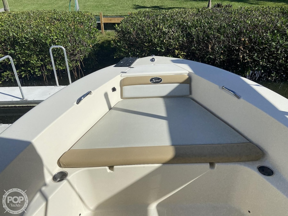 2015 Scout boat for sale, model of the boat is 195 Sportfish & Image # 7 of 40