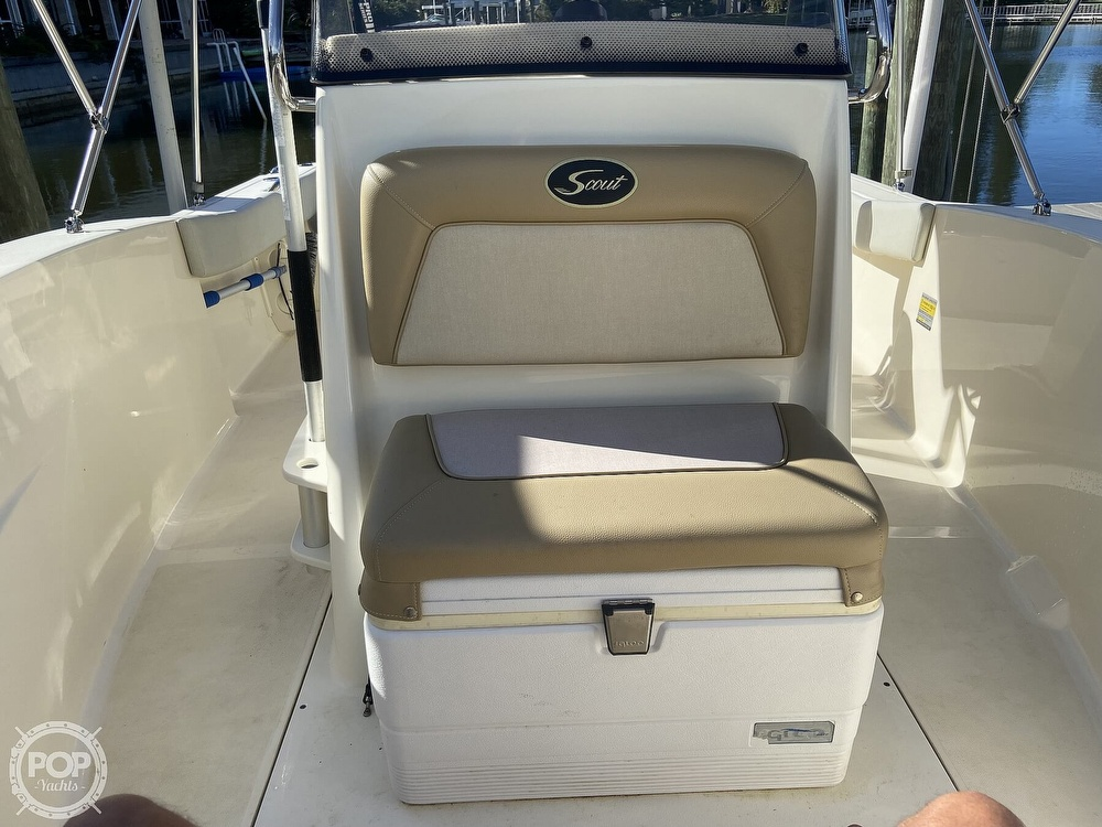 2015 Scout boat for sale, model of the boat is 195 Sportfish & Image # 6 of 40