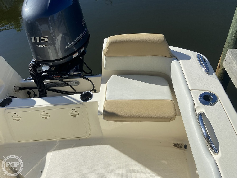 2015 Scout boat for sale, model of the boat is 195 Sportfish & Image # 5 of 40