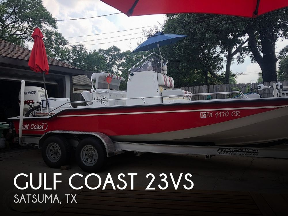 Used Gulf Coast Boats For Sale by owner   2015 Gulf Coast 23VS