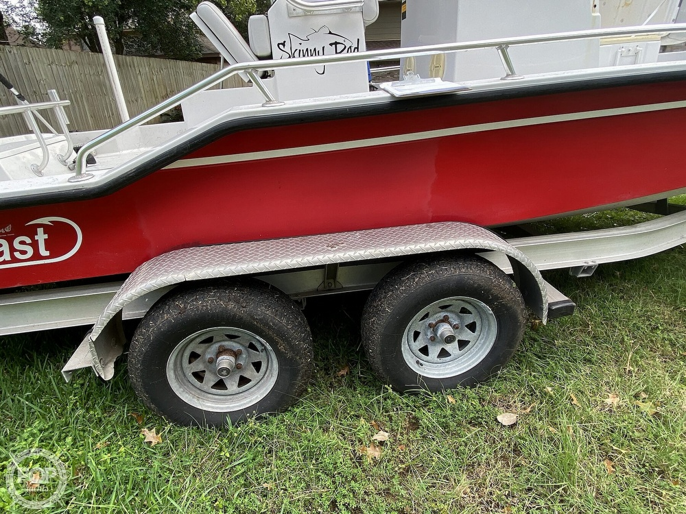 2015 Gulf Coast boat for sale, model of the boat is 23VS & Image # 22 of 40