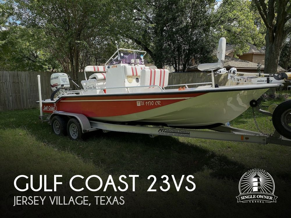 2015 Gulf Coast boat for sale, model of the boat is 23VS & Image # 1 of 40