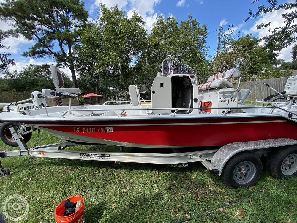 2015 Gulf Coast boat for sale, model of the boat is 23VS & Image # 2 of 40