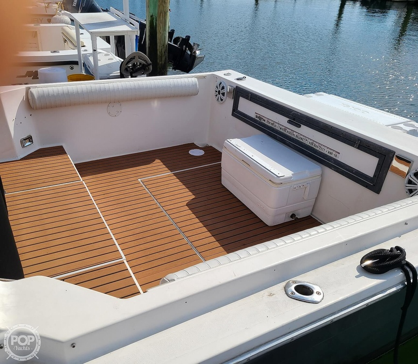 1991 Baha Cruisers boat for sale, model of the boat is 260 Weekender & Image # 4 of 40