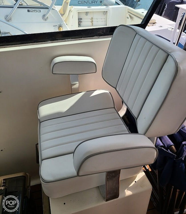 1991 Baha Cruisers boat for sale, model of the boat is 260 Weekender & Image # 11 of 40