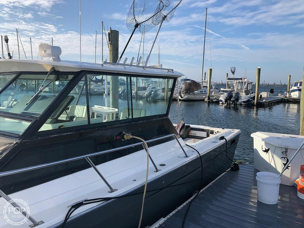1991 Baha Cruisers boat for sale, model of the boat is 260 Weekender & Image # 3 of 40