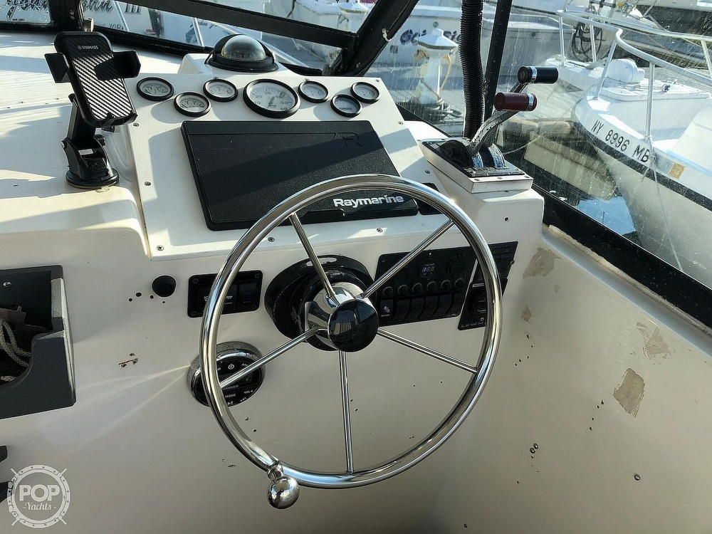 1991 Baha Cruisers boat for sale, model of the boat is 260 Weekender & Image # 5 of 40