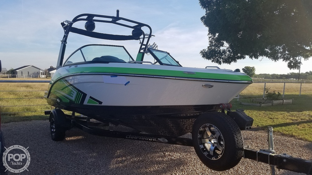 2017 Chaparral boat for sale, model of the boat is 203 VRX & Image # 9 of 40